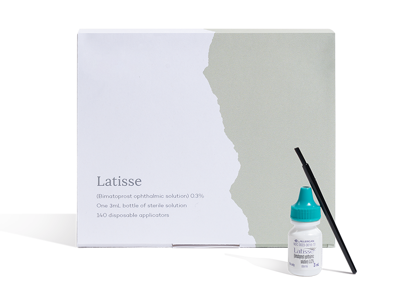Latisse® (Bimatoprost) Prescribed Online & Delivered | Rory