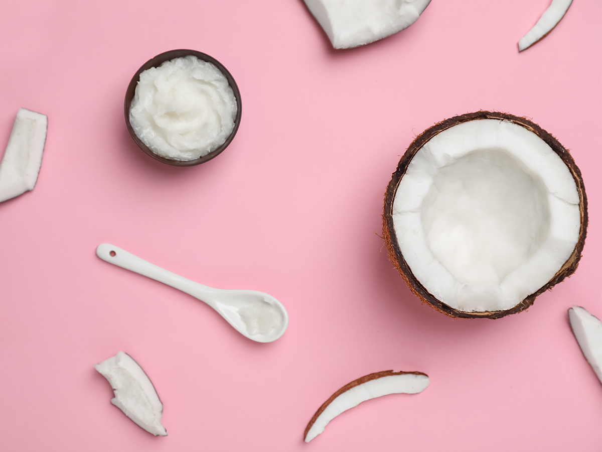 Is Coconut Oil Safe as a Lubricant for Vaginal Dryness?